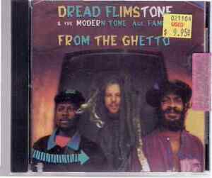 DREAD-FLIMSTONE-amp-MODERN-TONE-AGE-FAMILY-FROM-THE-GETTO-CD-CUT-OUT