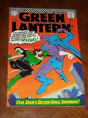 GREEN LANTERN #44 (1966) VF-NM cond.  GIL KANE High Grade Copy!!!