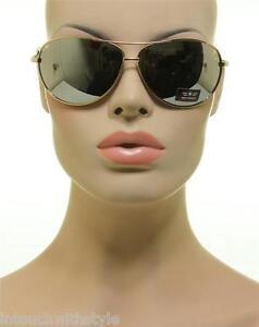 New-Air-Force-Aviators-Metal-Gold-Frame-Unisex-Sunglasses-Men-039-s-Or-Women-039-s-0106
