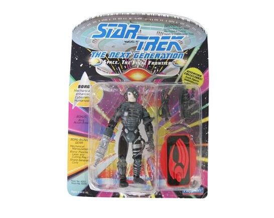 Playmates Toys Star Trek The Next Generation - - - Borg Action Figure 2774da
