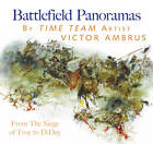 Battlefield Panoramas: from the Siege of Troy to D-Day by Victor Ambrus (Hardback, 2012)