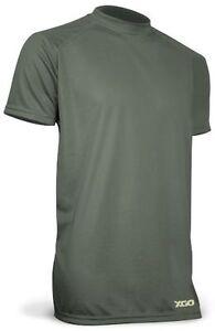 XGO-1G16M-Men-039-s-Lightweight-Technical-Mesh-T-Shirt-OD-Green