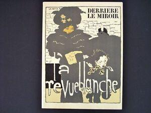 La revue blanche bonnard toulouse lautrec seurat for Restaurant le miroir toulouse
