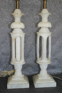 Pair-of-Pure-White-ornate-Alabaster-table-Lamps-Circa-1940s-039