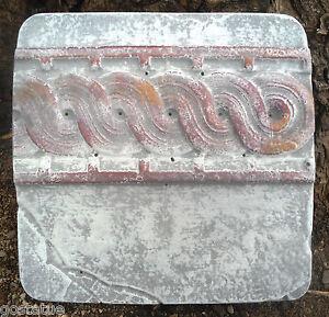 concrete circle form