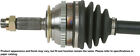 CV Axle Shaft-New Constant Velocity Drive Axle Front Right Cardone 66-3407