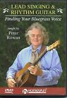Lead Singing And Rhythm Guitar - Finding Your Bluegrass Voice (DVD, 2003)