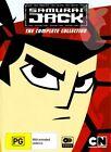 Samurai Jack - The Complete Collection (DVD, 2012, 8-Disc Set)