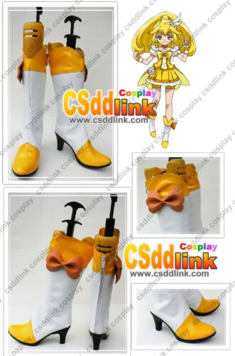Smile PreCure!Yayoi Kise cosplay shoes boots csddlink