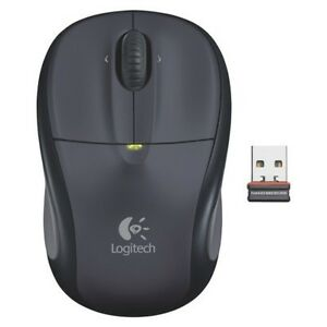 Logitech-M305-NANO-Cordless-Notebook-Wireless-1000dpi-Mouse-BLACK-color