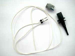 bmw outside ambient air temperature sensor with connector. Black Bedroom Furniture Sets. Home Design Ideas