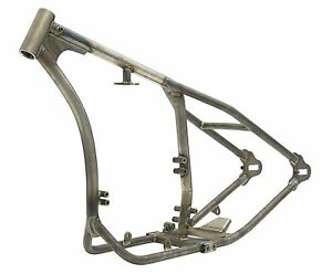 image is loading custom gooseneck rigid frame xs650 yamaha bobber chopper - Xs650 Frame
