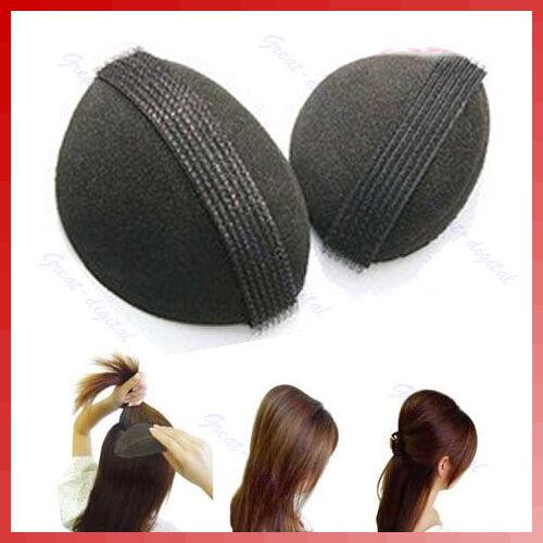 Magic Foam Sponge Hair Maker Styling Twist Magic Bun Pricess Hair
