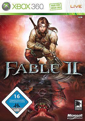 Fable II | Microsoft Xbox 360 | 2008 | OVP komplett | TOP-Zustand
