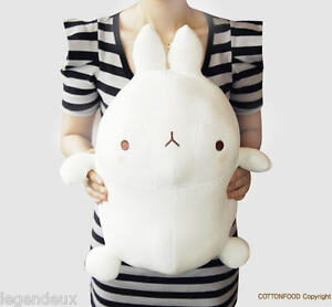 MOLANG-Rabbit-16-034-41cm-Version-Plush-Doll-Toy-Cushion-Figure-Korean-Character