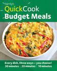 Hamlyn QuickCook: Budget Meals by Jo McAuley (Paperback, 2012)