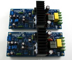 Assembled-L25D-Stero-Power-Amplifier-board-IRS2092-IRFB4020PBF-250W-8ohm