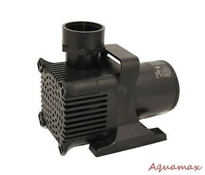9000 Gph Commercial Submersible Water Pump For Fish Pond Water Garden Waterfall Ebay