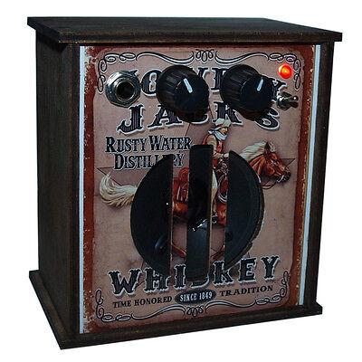 Guitar Amplifiers Cigar box Guitar Amp Distortion effect Custom wooden box