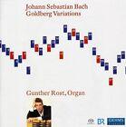 Johann Sebastian Bach: Goldberg Variations Super Audio Hybrid CD (CD, Jun-2009, Oehms Classics)