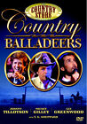 Countrystore Presents - Country Balladeers (DVD, 2006)