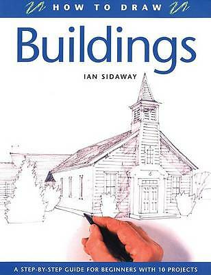 How to Draw Buildings: A Step-By-Step Guide for Beginners with 10-ExLibrary