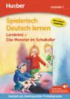 Spielerisch Deutsch Lernen: Das Monster Im Schulkeller - Lernkrimi by Max Hueber Verlag (Paperback, 2011)