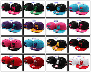IN-box-Fashion-YMCMB-Snapback-Hip-Hop-Hats-Rock-Cap-adjustable-Baseball-1000