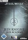 Star Wars: Jedi Knight - Jedi Academy (PC, 2003, DVD-Box)