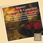 Telemann: Overtures & Concertos (2008)