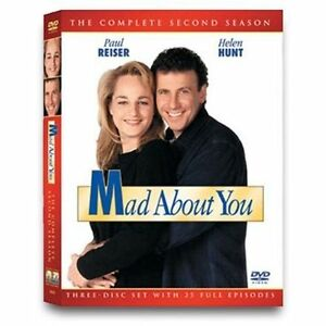 Mad About You - Season 2 (DVD, 2003, 3-Disc Set) BRAND NEW SEALED