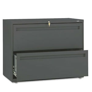 HON COMPANY 782LS 700 Series Two Drawer Lateral File  36w X 19 1/4d