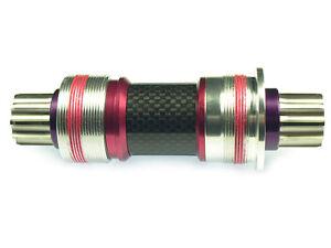 OMNI-Racer-WORLDS-LIGHTEST-Titanium-CERAMIC-ISIS-Bottom-Bracket-68x118mm-ENGLISH