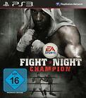 Fight Night: Champion (Sony PlayStation 3, 2011)
