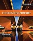 Interpersonal Conflict by William Wilmot, Joyce Hocker (Paperback / softback, 2013)