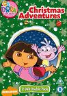 Dora The Explorer - Christmas Adventures (DVD, 2007)