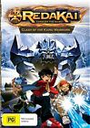 Redakai - Clash Of The Kairu Warriors (DVD, 2012)