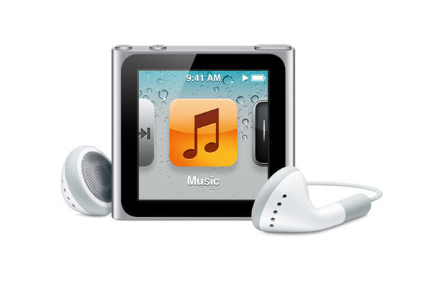 Apple iPod nano 6th Generation 8GB  Silver GRADE B WORKING & WARRANTY BARGAIN