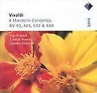 Vivaldi: Mandolin Concertos, Rv 93, 425, 532 & 558 (2004)