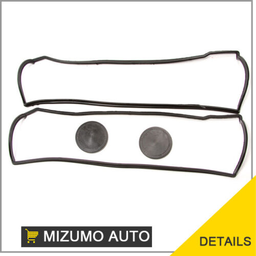 Fit 88-95 Toyota 4Runner Pickup T100 3.0L 3VZE SOHC Valve Cover Gasket Set