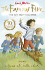 Five Run Away Together: Classic cover edition - book 3 by Enid Blyton (Paperback, 2012)