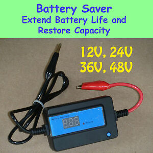 Battery-Desulfator-Rejuvenator-Saver-12V-24V-36V-48V-car-boat-Lead-Acid-battery
