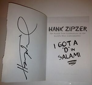 HENRY-WINKLER-SIGNED-BOOK-HANK-ZIPZER-I-GOT-A-D-IN-SALAMI-FROM-SIGNING-RARE-COA