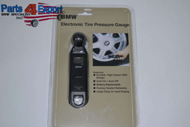 NEW  BMW Electronic Tire Pressure Guage Gauge Monitor 82 12 1 467 187