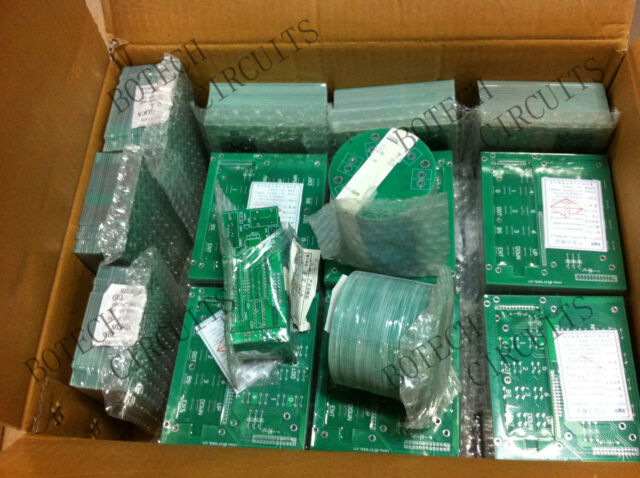 10 pcs 2-layer PCB Manufacture Prototype Etching Fabrication  L≤5cm W≤5cm