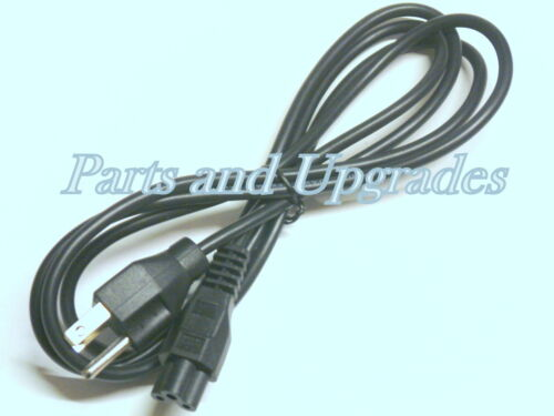 Replacement 6/' US 3-Prong Power Cord Cable for Laptop AC Adapter New Lot of 5