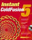 Instant Coldfusion 5 with CDROM von Jeffry Houser (2001, Taschenbuch)
