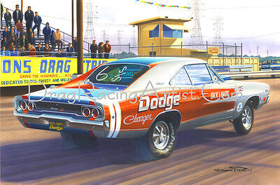 Dick Landy's 68 Dodge Charger...