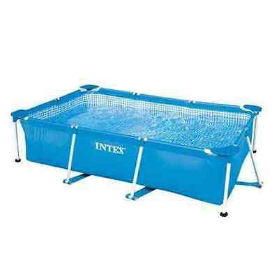 INTEX  Rechteck- Family Pool    260 x 160 x 65 cm   Art.Nr 28271