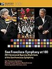 San Francisco Symphony at 100 (Blu-ray, 2012)